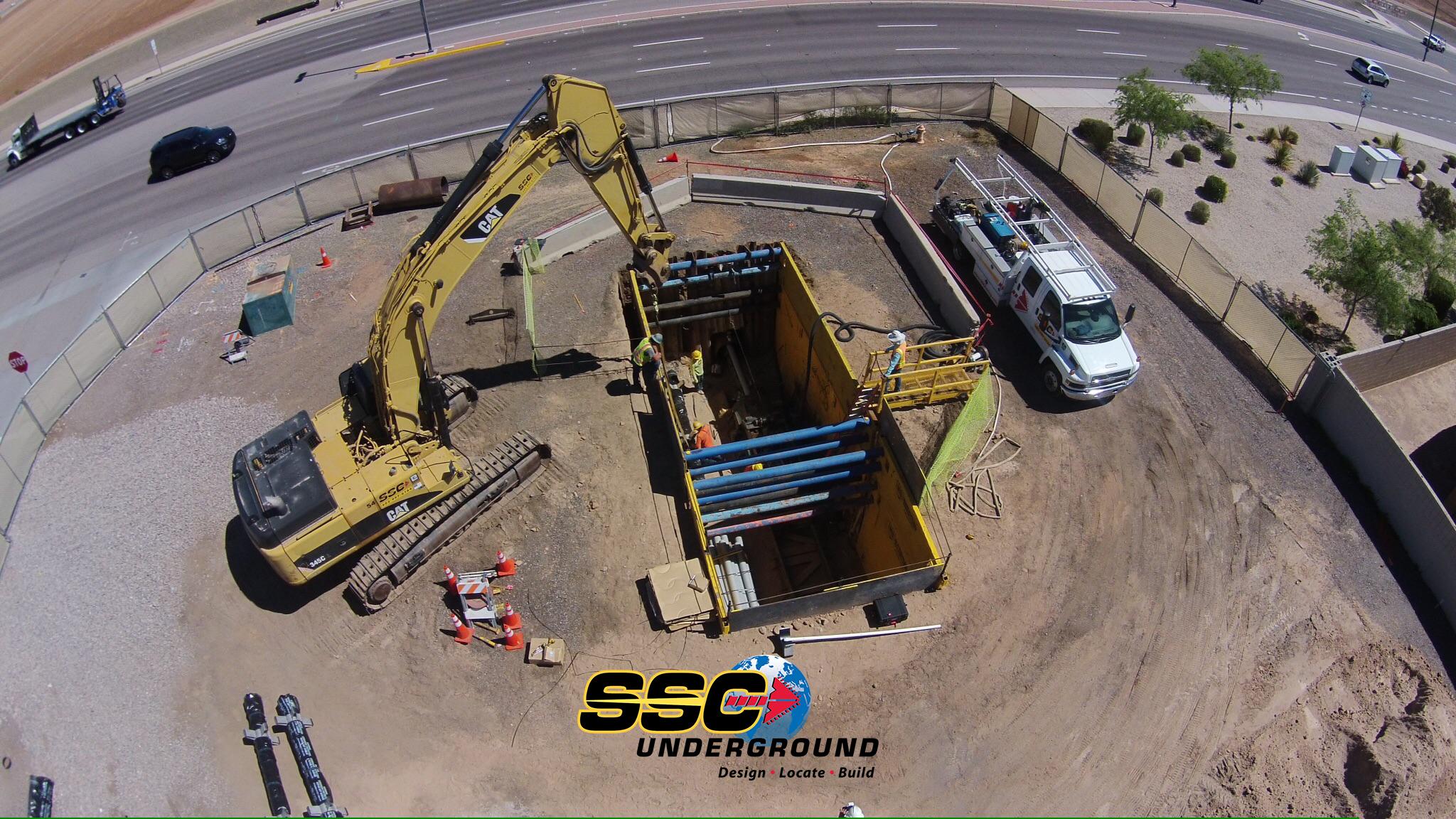 SSC Underground